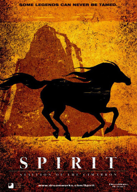 Spirit: Stallion of the Cimarron Poster #3