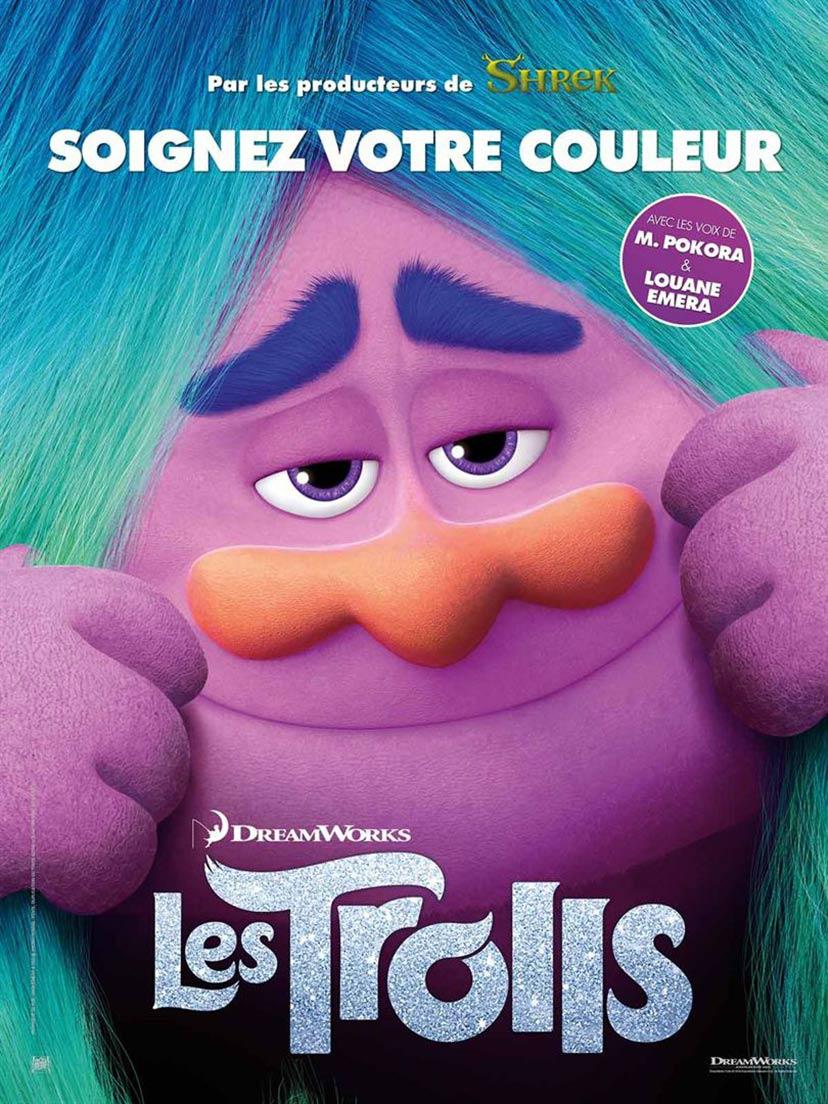 Trolls (2016) Poster #1 - Trailer Addict Gerard Butler Quotes