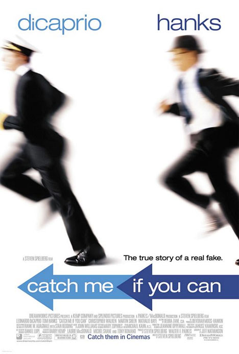 Catch Me if You Can Poster #1