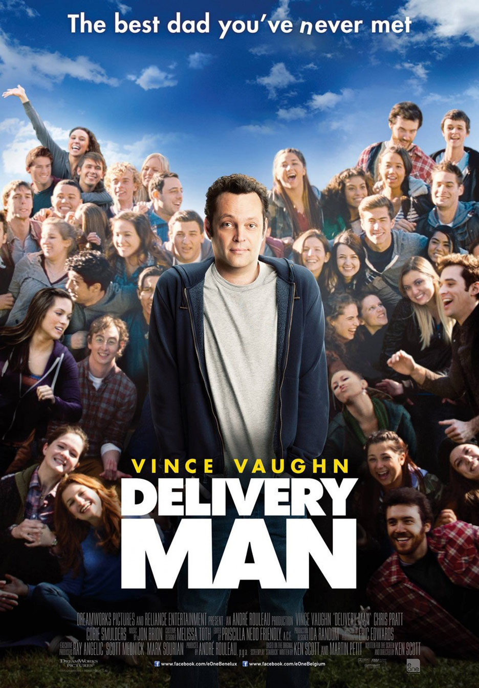 Delivery Man Poster #4