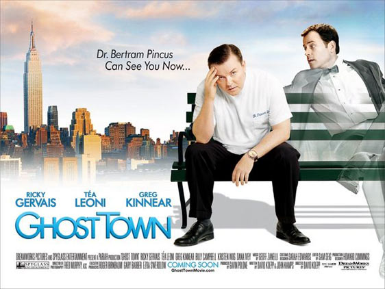 Ghost Town Poster #2