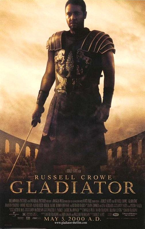 Gladiator Poster #2