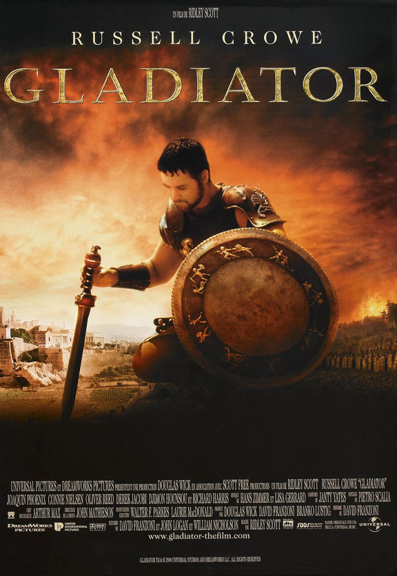 Gladiator Poster #3