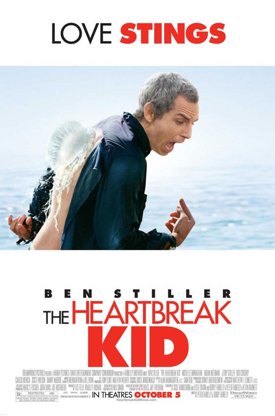 The Heartbreak Kid Poster #3