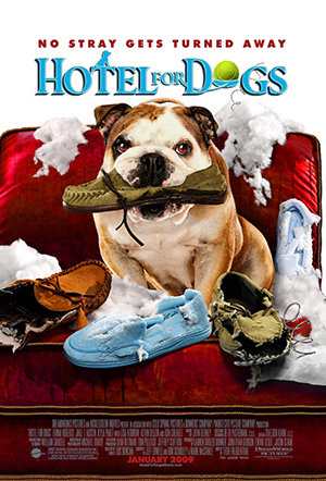 Hotel for Dogs Poster #3