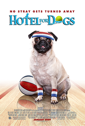 Hotel for Dogs Poster #4