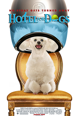 Hotel for Dogs Poster #5