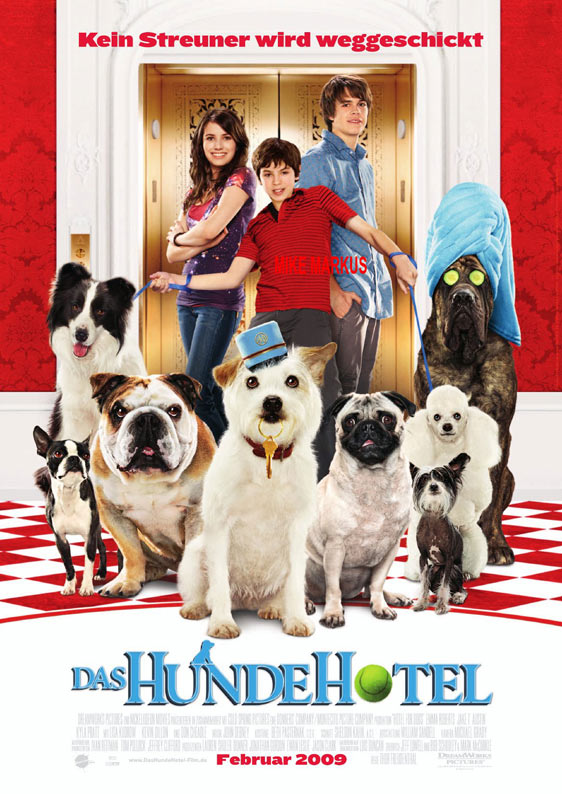 Hotel for Dogs Poster #7