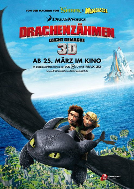 How to Train Your Dragon Poster #5