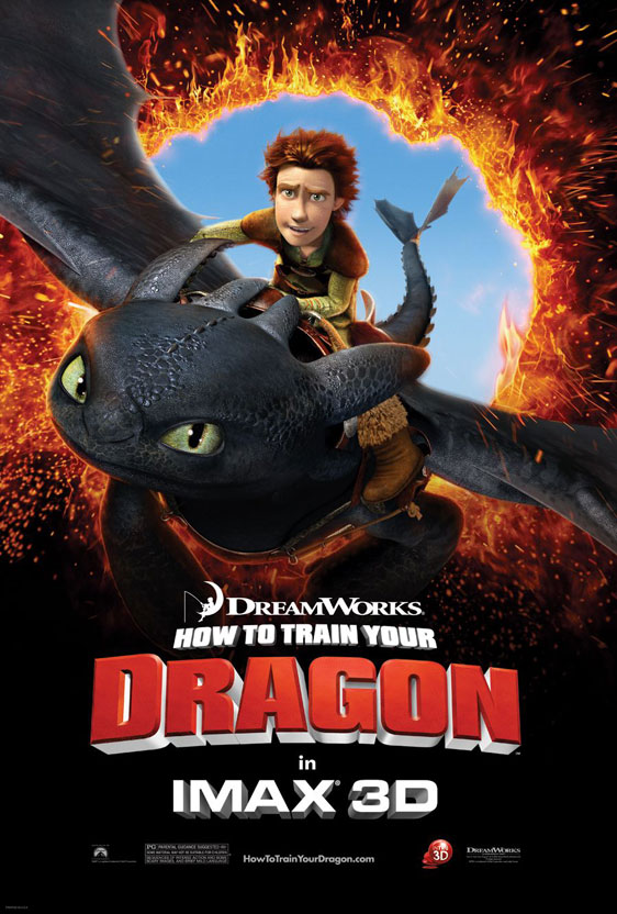 How to Train Your Dragon Poster #8