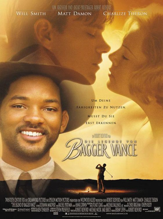 The Legend of Bagger Vance Poster