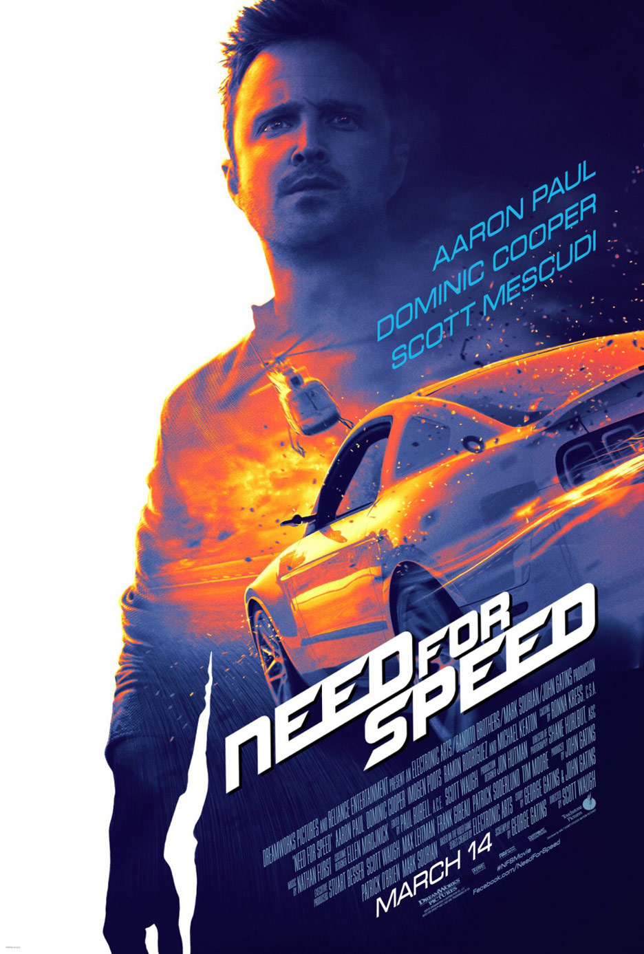 Need for Speed Poster #2