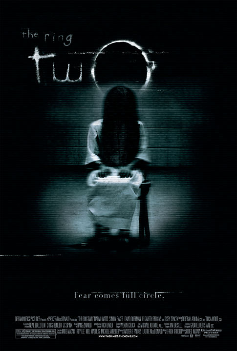 The Ring Two Poster