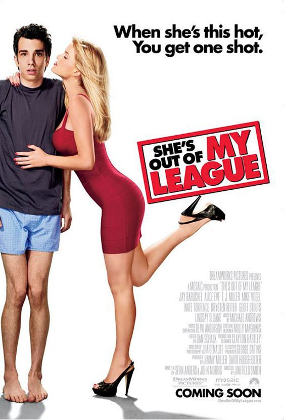 She's Out of My League Poster #2
