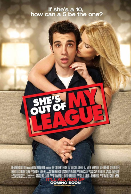 She's Out of My League Poster #3