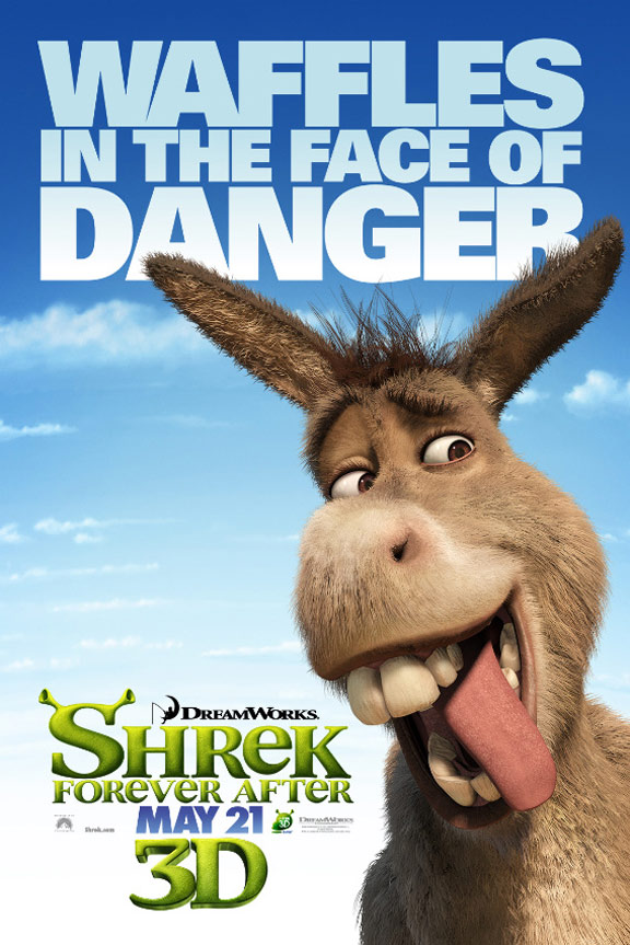 Shrek Forever After Poster #4