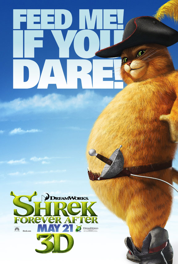 Shrek Forever After Poster #6