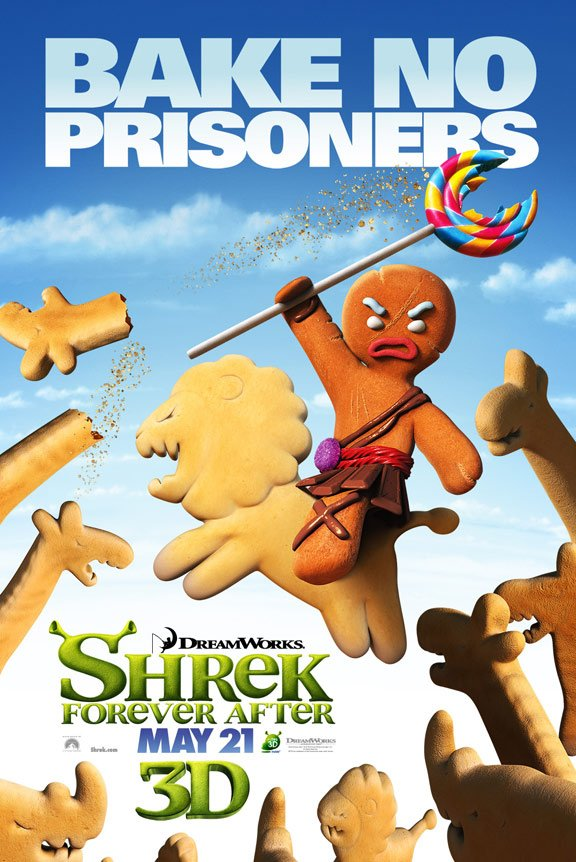 Shrek Forever After Poster #7