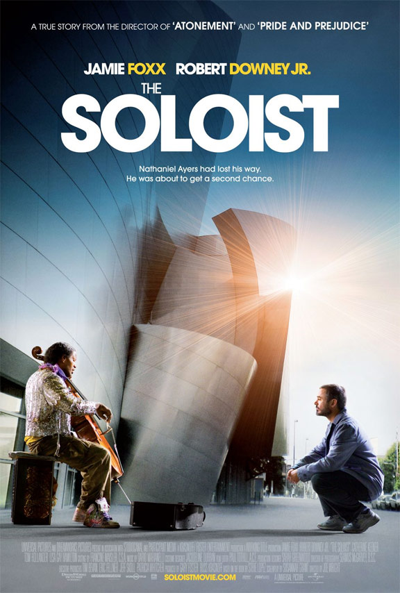 The Soloist Poster #2