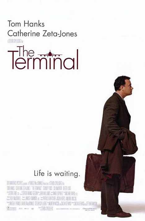 The Terminal Poster