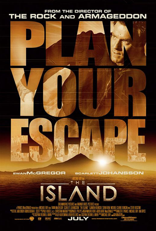 The Island Poster #2