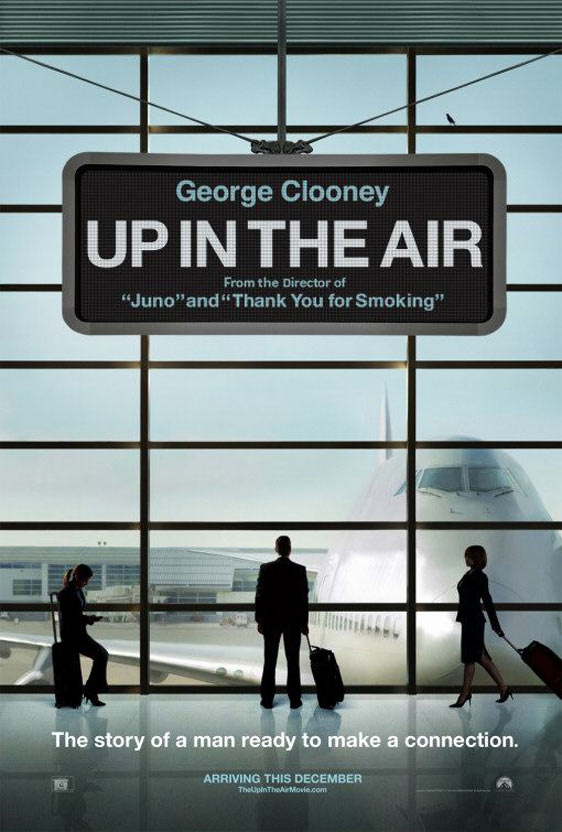 Up in the Air Poster #2