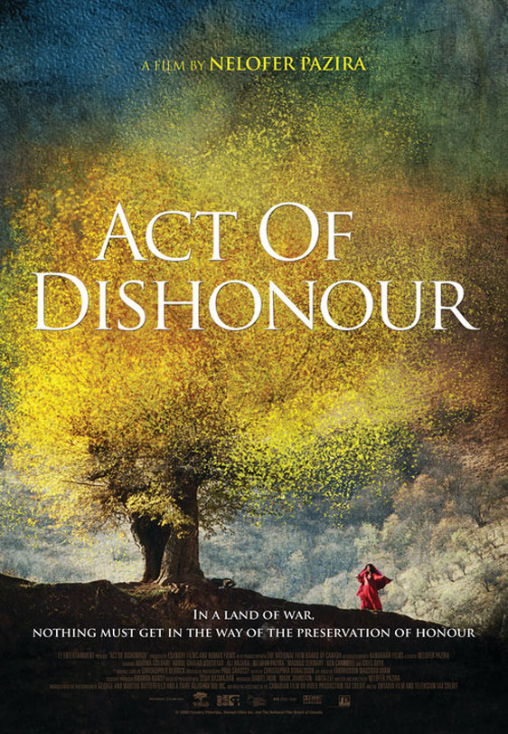 Act of Dishonour Poster
