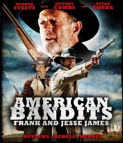 American Bandits: Frank and Jesse James Poster #1