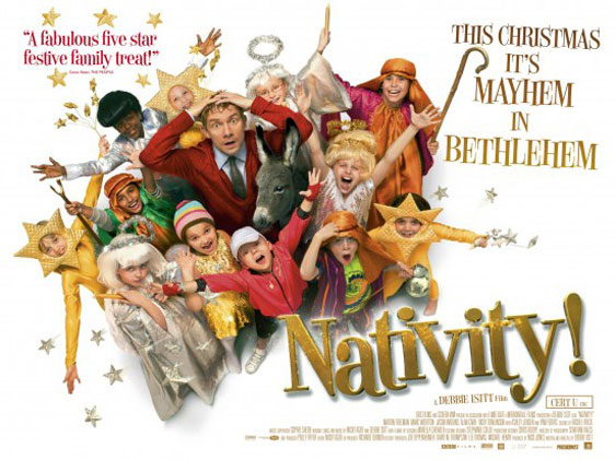 Nativity! Poster #1