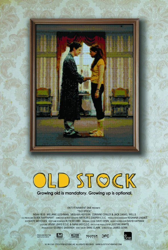 Old Stock Poster