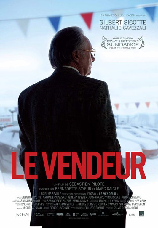 The Salesman (Le Vendeur) Poster