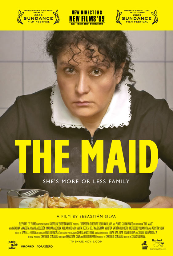 The Maid (La Nana) Poster