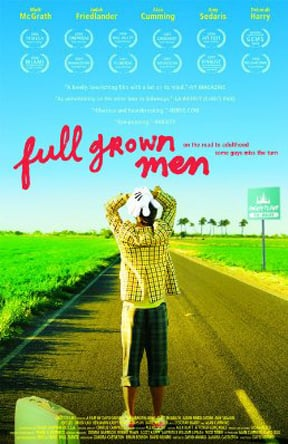 Full Grown Men Poster