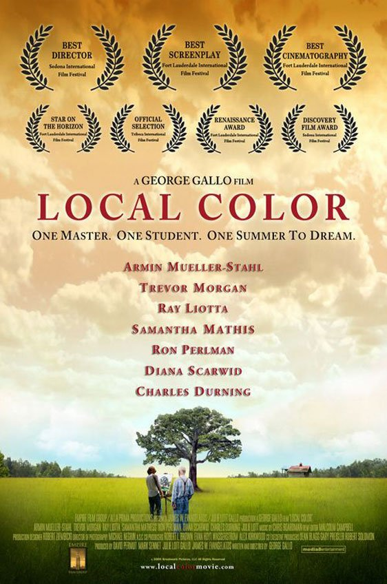 Local Color Poster