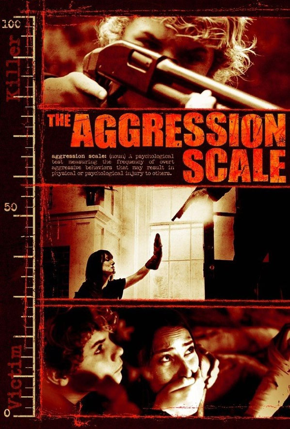 The Aggression Scale Poster #1
