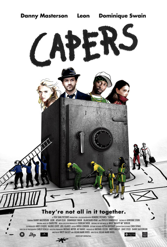 Capers Poster