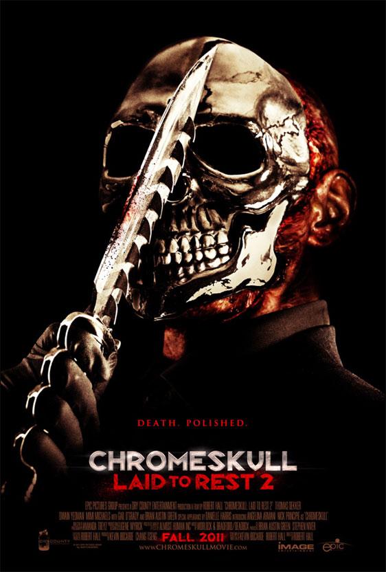 ChromeSkull: Laid to Rest 2 Poster #2