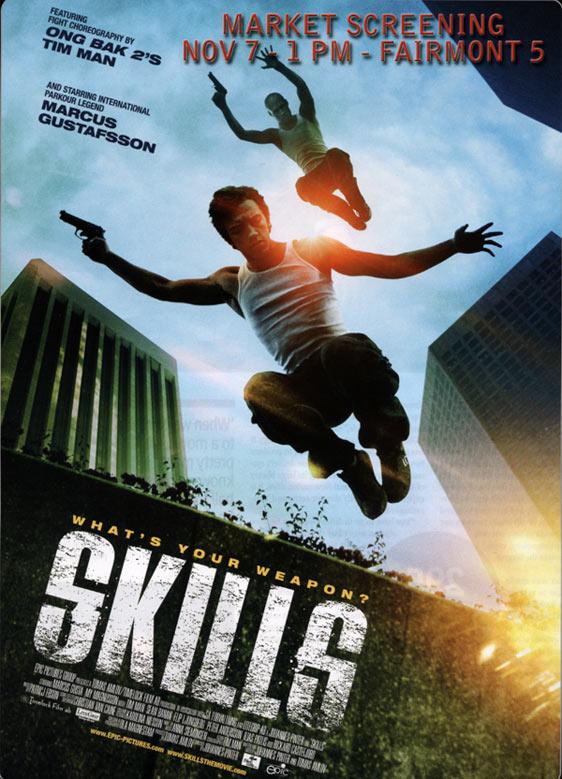 Skills Poster