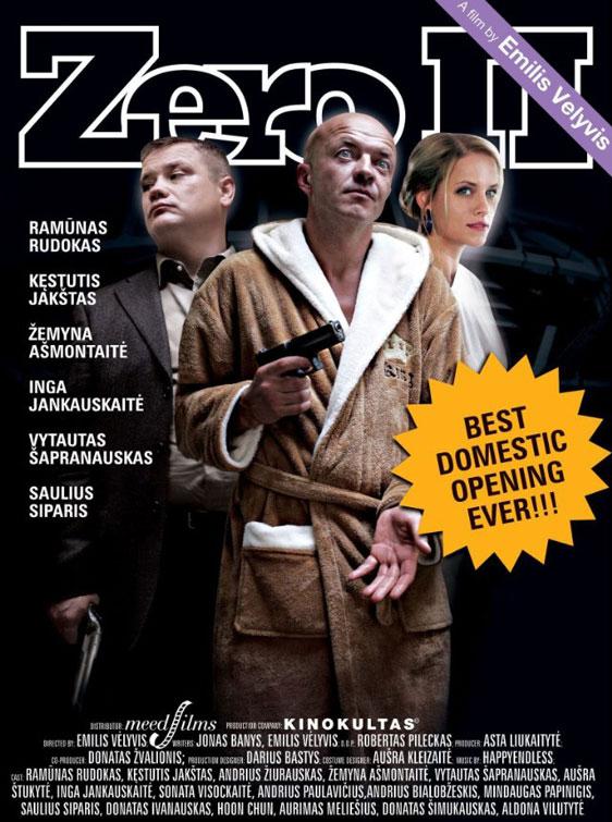 Zero II Poster