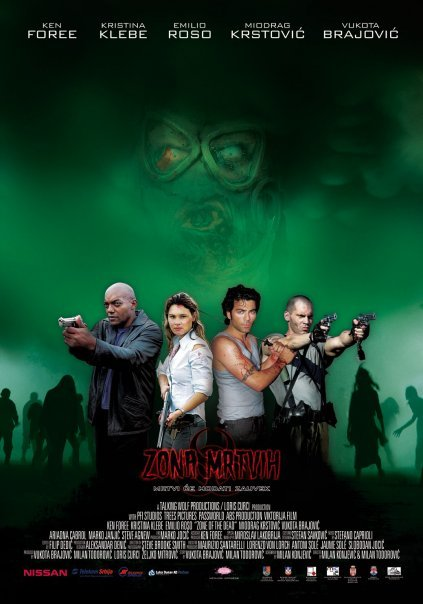 Zone of the Dead Poster #2