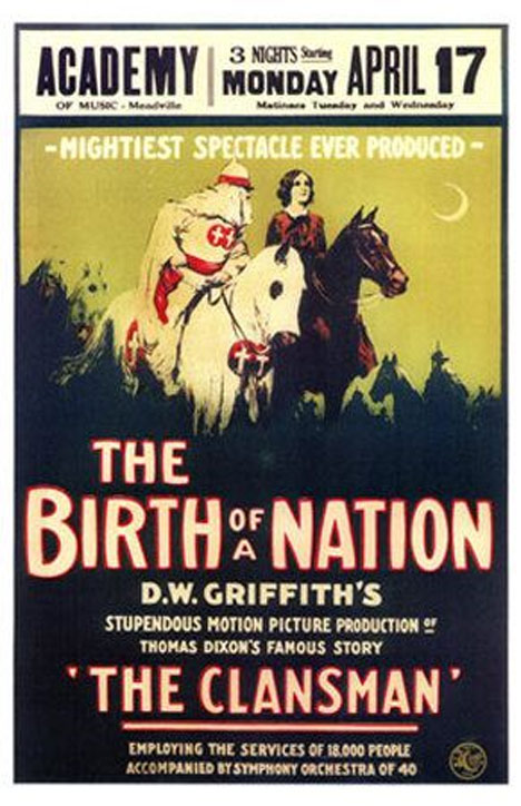 The Birth of a Nation Poster #3