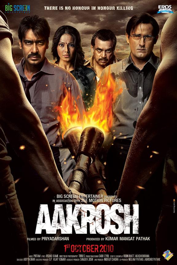 Aakrosh Poster #4