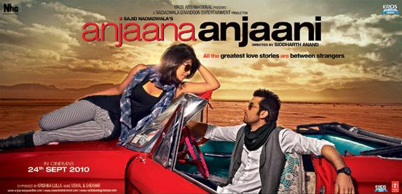 Anjaana Anjaani Poster #2