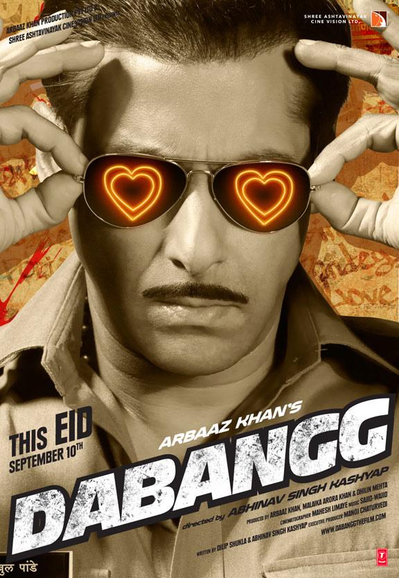 Dabangg Poster #4