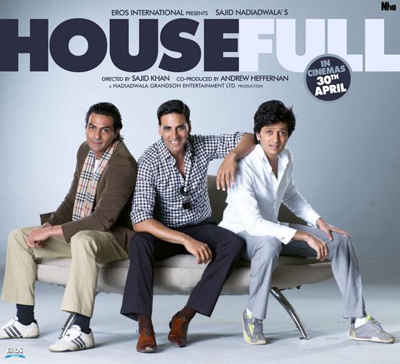 Housefull Poster #3