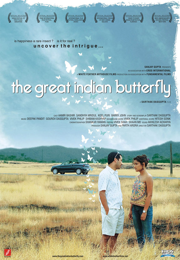 The Great Indian Butterfly Poster #2