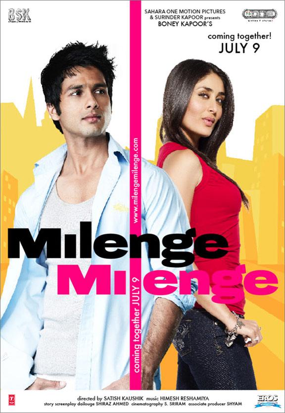 Milenge Milenge Poster #2