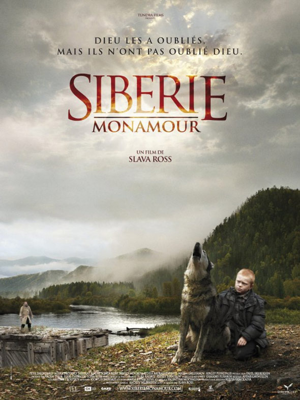 Siberia, Monamour Poster #1