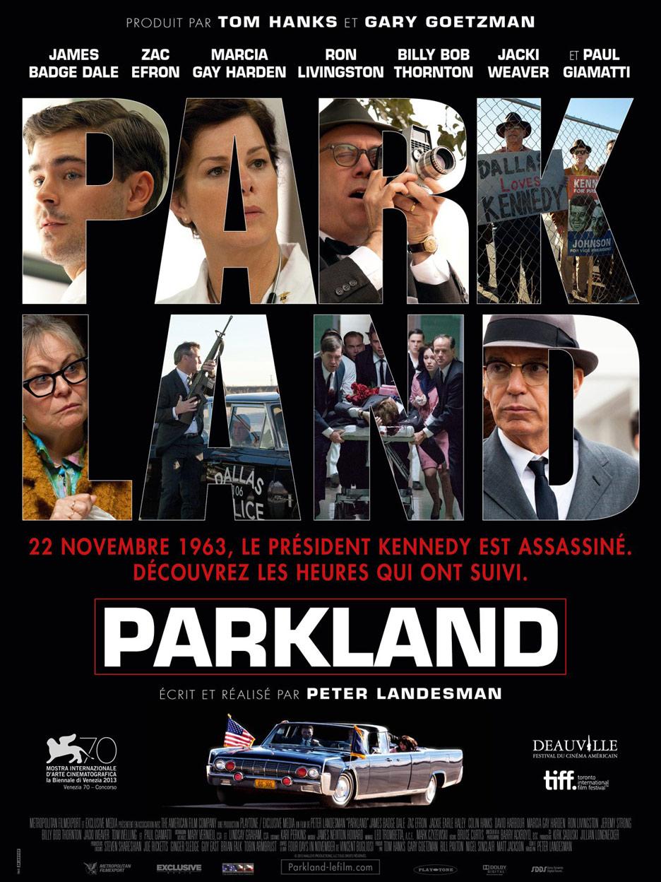 Parkland Poster #2
