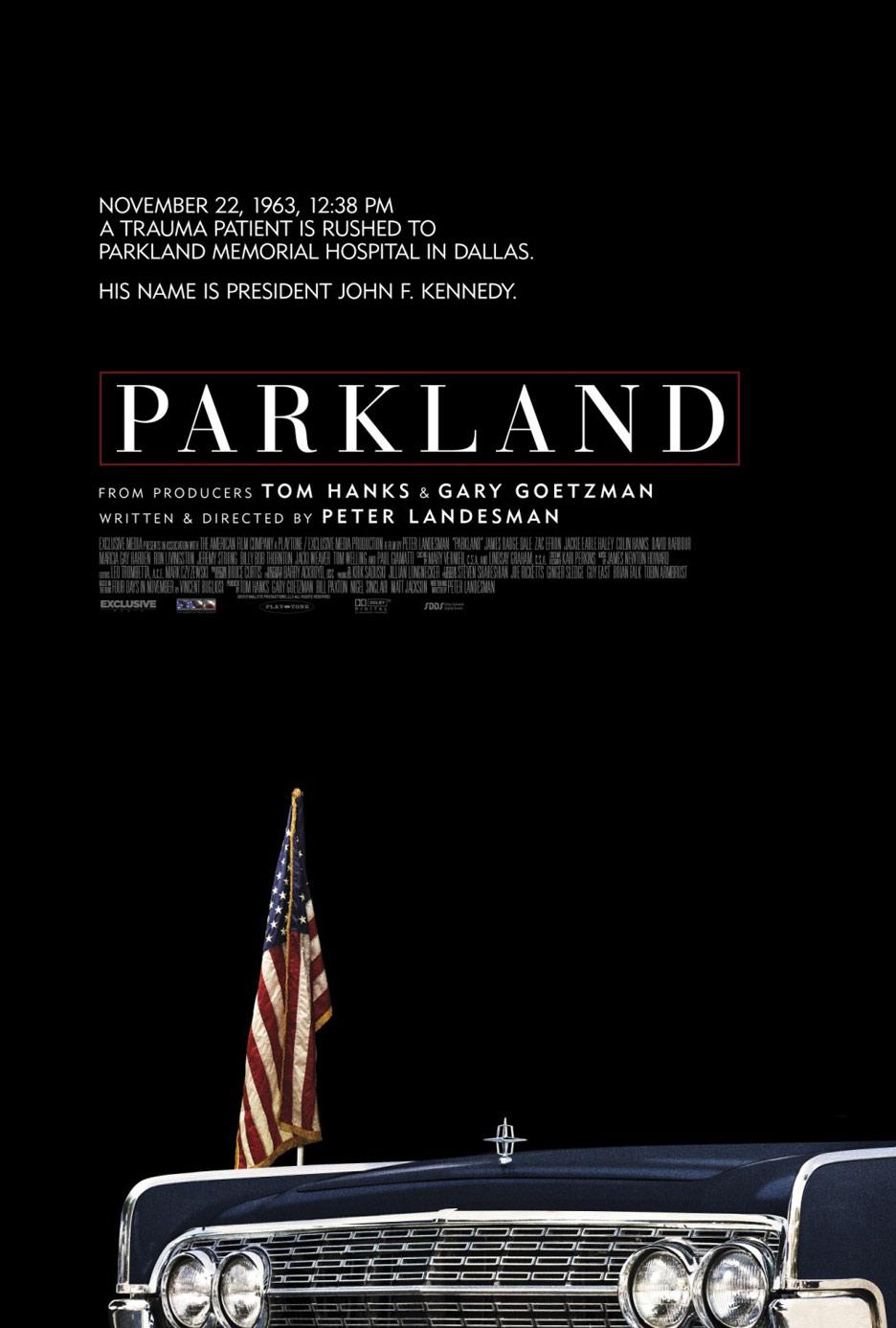 Parkland Poster #3